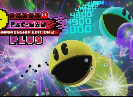 Pac-Man Championship Edition 2 Plus: mostrati 27 minuti di video gameplay sul titolo