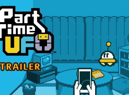 Part Time UFO: il primo titolo mobile di HAL Laboratory è ora disponibile in Italia su iOS e Android
