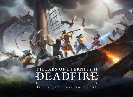 Pillars Of Eternity II: Deadfire, pubblicato 25 minuti di video gameplay del titolo