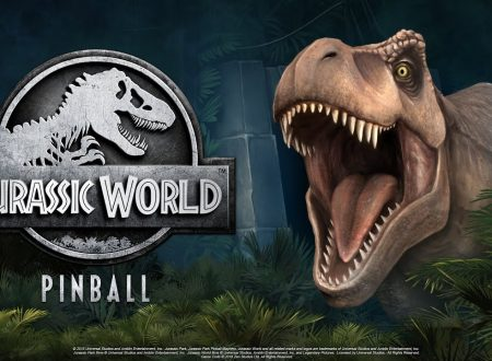 Pinball FX3: il pinball di Jurassic World è ora disponibile nel titolo su Nintendo Switch