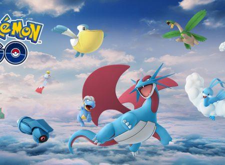 Pokèmon GO: Rayquaza e altri Pokémon della regione di Hoenn in arrivo il 9 febbraio