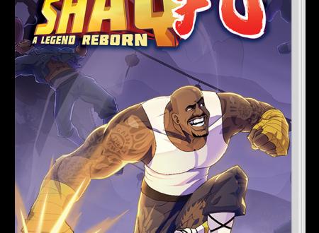 Shaq-Fu: A Legend Reborn, il titolo è in arrivo in primavera, anche in formato retail