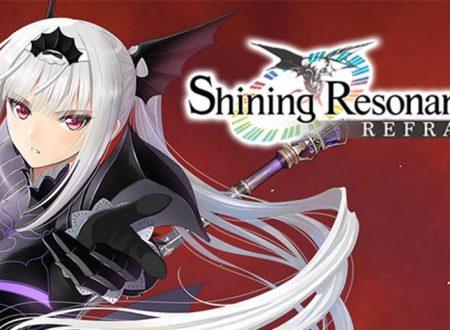 Shining Resonance Refrain: la remaster del titolo di SEGA è in arrivo in estate su Nintendo Switch