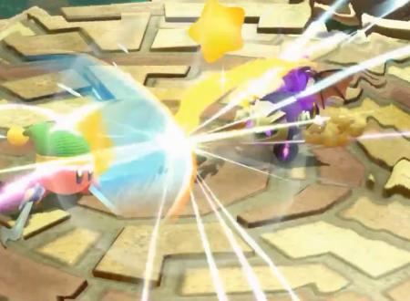 Kirby Star Allies: pubblicato un nuovo video che mostra la Boss Fight di Meta Knight