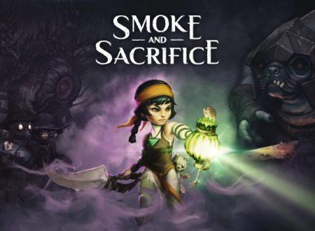 Smoke and Sacrifice: il titolo è in arrivo nel 2018 sull'eShop di Nintendo Switch