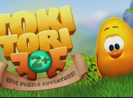 Toki Tori 2+: il titolo ufficialmente in arrivo il 23 febbraio sui Nintendo Switch europei