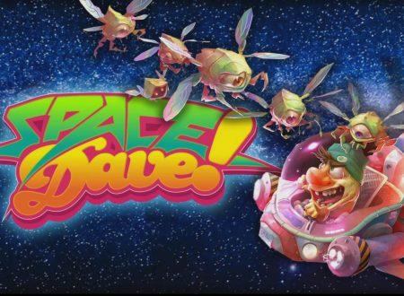 Space Dave: pubblicato il titolo in arrivo il 20 febbraio sui Nintendo Switch europei