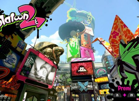 Splatoon 2: la versione 2.3.0 è ora disponibile sui Nintendo Switch europei