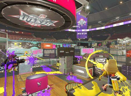 Splatoon 2: pubblicati nuovi screenshots dello scenario Arena Sardina, presto disponibile