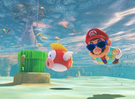 Super Mario Odyssey: il titolo è sempre stato indirizzato per la pubblicazione su Nintendo Switch