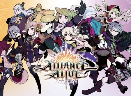The Alliance Alive: uno sguardo completo alla demo del titolo dai Nintendo 3DS europei
