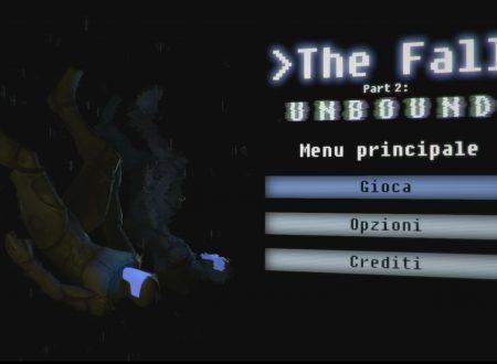 The Fall Part 2: Unbound, i primi 28 minuti di video gameplay del titolo dai Nintendo Switch europei