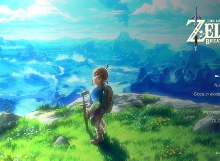 The Legend of Zelda: Breath of the Wild: il titolo aggiornato alla versione 1.5.0 sui Nintendo Switch europei