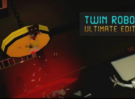 Twin Robots: Ultimate Edition, un sguardo in video al titolo dai Nintendo Switch europei