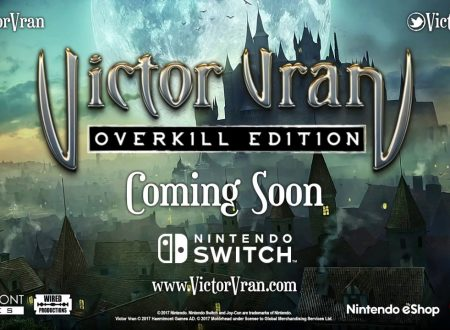 Victor Vran: Overkill Edition, il titolo è in arrivo in estate su Nintendo Switch