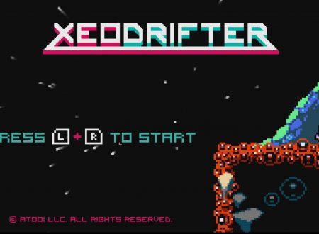 Xeodrifter: un primo sguardo in video al titolo dai Nintendo Switch europei