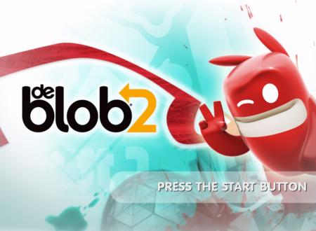 de Blob 2 e The Raven HD listati per Nintendo Switch dal sito ufficiale di THQ Nordic