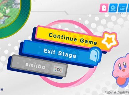 Kirby Star Allies: confermato ufficialmente il supporto agli amiibo nel titolo