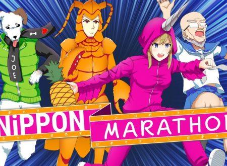 Nippon Marathon: il titolo è in arrivo in Autunno sui Nintendo Switch europei