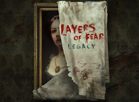 Layers of Fear: Legacy, gli sviluppatori parlano dell'utilizzo del HD Rumble nel titolo