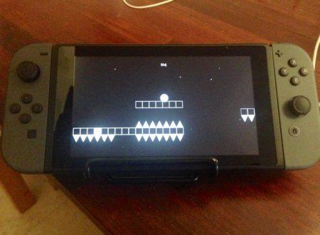 6180 the moon: il titolo è in arrivo prossimamente sull'eShop di Nintendo Switch