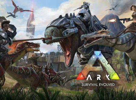 ARK: Survival Evolved, il titolo è in arrivo in Autunno su Nintendo Switch