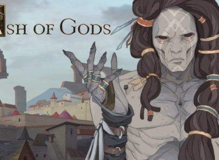 Ash of Gods: il titolo è in arrivo nel corso del 2018 sull'eShop di Nintendo Switch