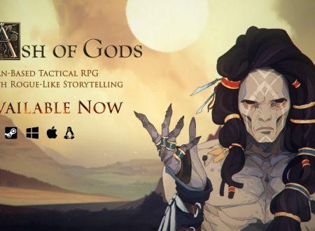 Ash of Gods: pubblicato un nuovo trailer del titolo in arrivo su Nintendo Switch