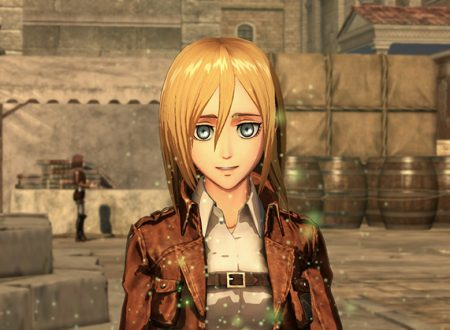 Attack on Titan 2: Future Coordinates, pubblicati dei video della build inglese su Nintendo Switch