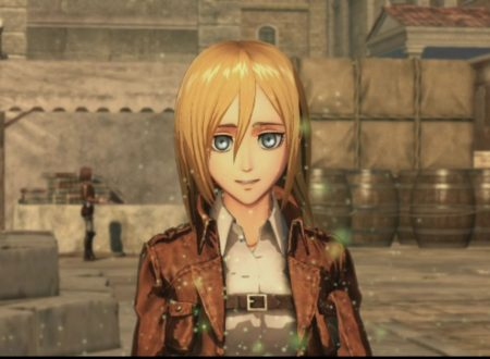 Attack on Titan 2: Future Coordinates: pubblicato un video gameplay di 30 minuti sul titolo