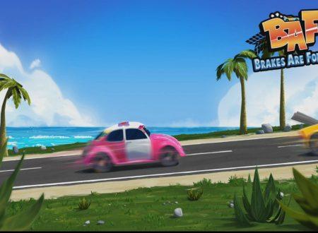 BAFL: Brakes Are For Losers, il titolo è in arrivo il 19 aprile sui Nintendo Switch europei
