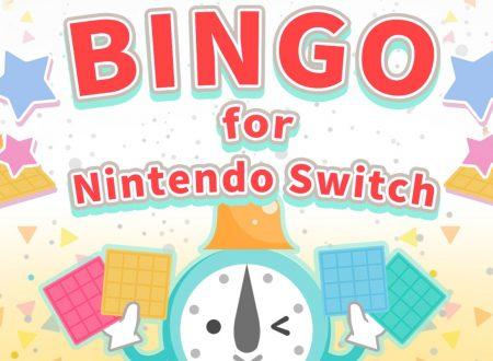 BINGO for Nintendo Switch: uno sguardo in video al titolo dai Nintendo Switch europei