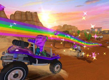 Beach Buggy Racing 2: il titolo è in arrivo in estate sull'eShop di Nintendo Switch