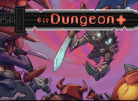 Bit Dungeon+: il titolo in arrivo l'8 marzo sui Nintendo Switch europei