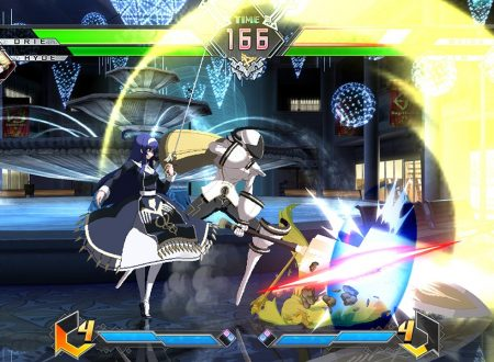 BlazBlue Cross Tag Battle: mostrati dei nuovi screenshots su Orie, Kanji Tatsumi e Platinum The Trinity