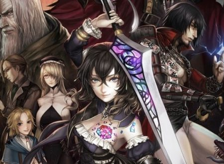Bloodstained: Ritual of the Night, svelati i doppiatori inglesi del titolo su Kickstarter