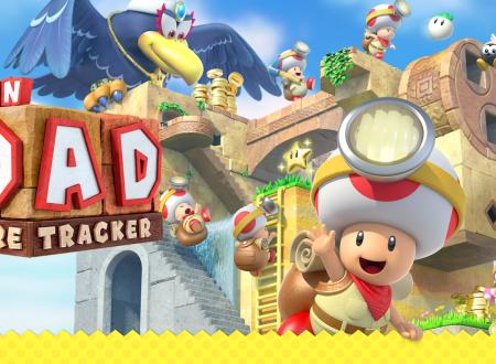 Captain Toad: Treasure Tracker, il titolo è in arrivo il 13 luglio sui Nintendo Switch europei