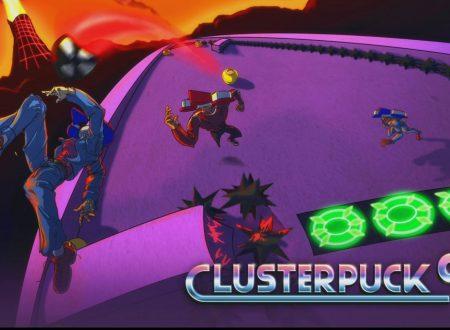 ClusterPuck 99: il titolo è in arrivo il 29 marzo sull'eShop di Nintendo Switch