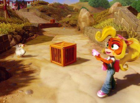 Crash Bandicoot N. Sane Trilogy: pubblicato un video gameplay della versione Nintendo Switch, porting affidato a Toys for Bob
