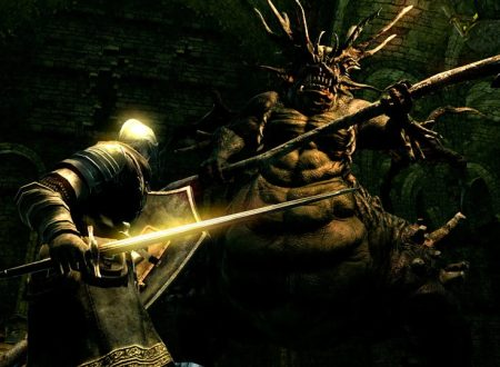 Dark Souls: Remastered, altri 20 minuti di video gameplay in modalità portatile su Nintendo Switch