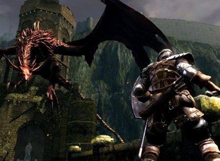 Dark Souls: Remastered: pubblicati nuovi screenshots della versione Nintendo Switch