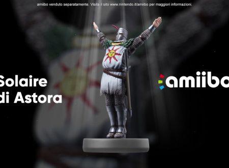 Dark Souls: Remastered: rivelato l'amiibo di Solaire di Astora, test di rete prima del lancio su Nintendo Switch