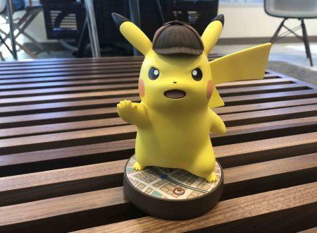 Detective Pikachu: pubblicate delle foto sull'amiibo di Pikachu, confronto con la versione Smash Bros