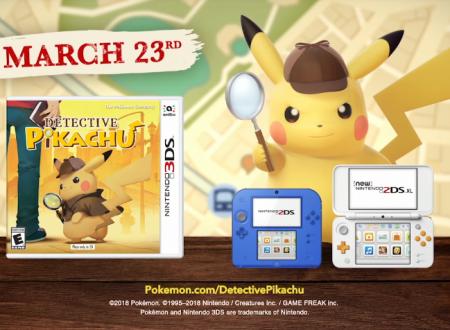 Detective Pikachu: pubblicato un video commercial americano sul gioco