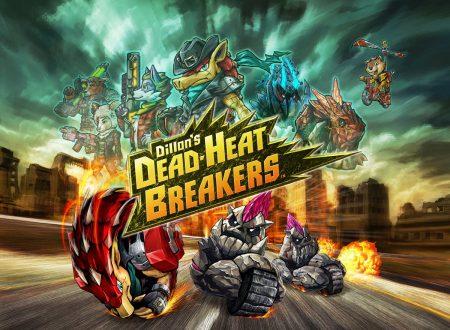Dillon's Dead-Heat Breakers: il titolo è in arrivo il 10 maggio sui Nintendo 3DS europei