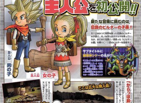 Dragon Quest Builders 2: svelato il sottotitolo ed altre informazioni sui protagonisti, Malroth e la Vacant Island