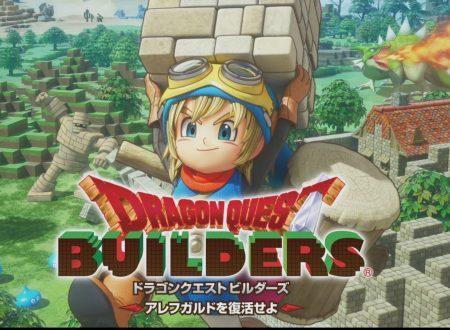 Dragon Quest Builders: un'occhiata alle vendite della prima settimana giapponese