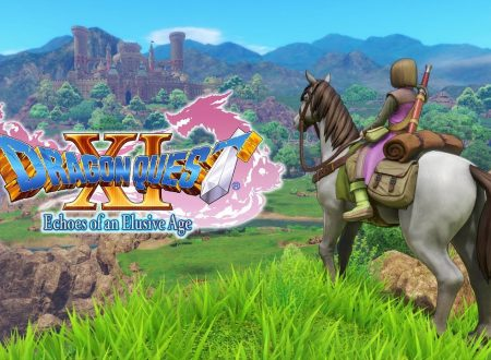 Dragon Quest XI: Echoes of an Elusive Age, mostrato il primo video della build inglese, posticipato l'approdo su Nintendo Switch