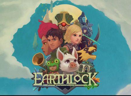 EARTHLOCK: uno sguardo in video al titolo in arrivo sull'eShop di Nintendo Switch
