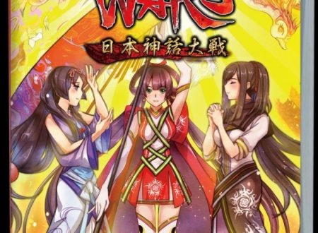 God Wars: The Complete Legend, mostrata la boxart giapponese del titolo